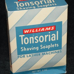 Williams Soaplets 1a