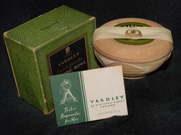 Yardley Boxed Green 1c